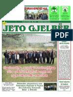 Jeto gjelber  Maj 2016