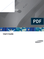 Samsung ML2510 Manual