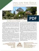 Gardening on the Edge Newsletter, June-July 2008 ~ Monterey Bay Master Gardeners