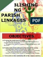 Establishing Strong Parish Lingkage