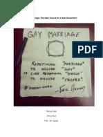 gaymarriageessay  1