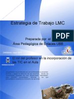 Complemenato Reunión LMC UBB