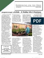 Gardening on the Edge Newsletter, March 2006 ~ Monterey Bay Master Gardeners