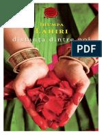 Documents.tips Jhumpa Lahiri Distanta Dintre Noi PDF