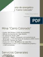 Presentación Cerro Coloratrydo Servicios 1 1