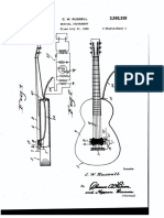 """US Patent 2,262,335, entitled """"Musical Instrument"""" to inventor Russell, issued 1941."""