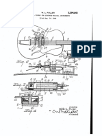 """US Patent 2,294,861, entitled """"Electrical pickup for stringed instruments"""" to inventor Fuller (assignee owner Gibson, Inc.), issued 1940."""