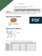 Ejercicio 6 Excel