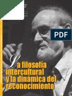 La filosofía intercultural y la dinámica del reconocimiento