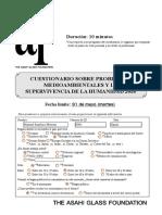 Survey2016 Spanish Distributed