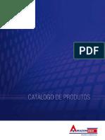 Amazonaço_ Perfis Em Aço- Catalogo