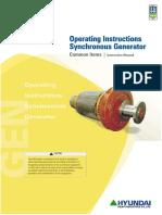 1646 - Generator Operating Manual