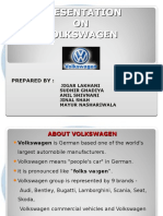 38752608 Presentation on Volkswagen