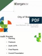 2015 Shakopee Audit Presentation 2015