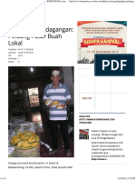 Peluang Pasar Buah Lokal - KOMPASIANA