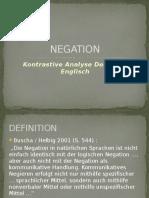 NEGATION - Conferinta