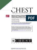 Tratamento Hipert Pulmonar Accp 2007
