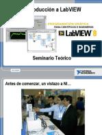 Introduccion a LabVIEW