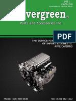 2011 Evergreen Catalog