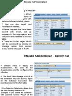 SAP BW Infocube Administration