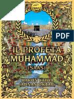 Il Profeta Muhammad (Saas). Italian