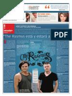 Entrevista The Rasmus
