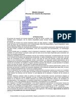 Modelo Integral Proceso de Creacion de Empresas