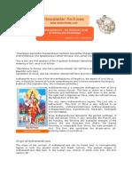 Ardhanarishvara Symbolism
