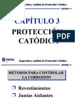 Inspección y Análisis de Protección Catodica