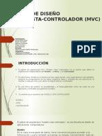 El Patrón Modelo-Vista-Controlador (MVC)