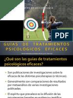 Guias de Tratamiento Psicológicos Eficaces, Dino Loup