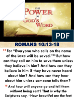 The Power of God's Word.bybishopwisdom030616