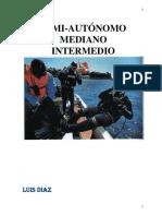 Buzo Mariscador Intermedio