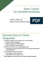 OOSE_Week 09- Statechart Diagram