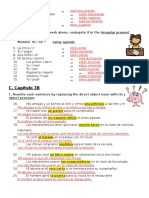 final study guide packet