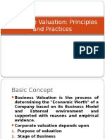 corporatevaluation-130227113904-phpapp02
