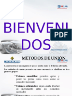 10- Metodos de Unión
