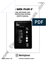 Manual Iq Dataplus II