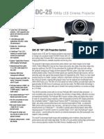 Projector Spec 7994