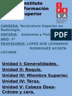 Instituto de Formacion Superior - CLASE IA