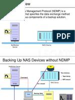 NetWorker NDMP Backup