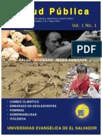 Revista Salud Pública. Salud, Sociedad y Medio Ambiente.