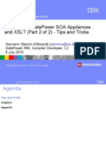 WebSphere DataPower SOA Appliances and XSLT Part 2