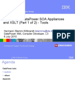 WebSphere DataPower SOA Appliances and XSLT Part 1