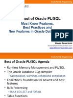Best of Oracle PLSQL 11g