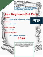 4 Regiones Naturales Del Peru