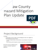 Hazard Mitigation Planning Process