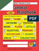 My Grammar Handbook - Teachers%27 Production OCR