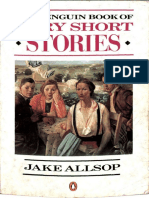 Allsop Jake - Very Short Stories