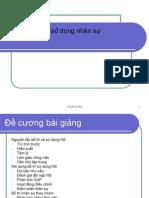 Chuong 3 Bo tri va su dung nhan su